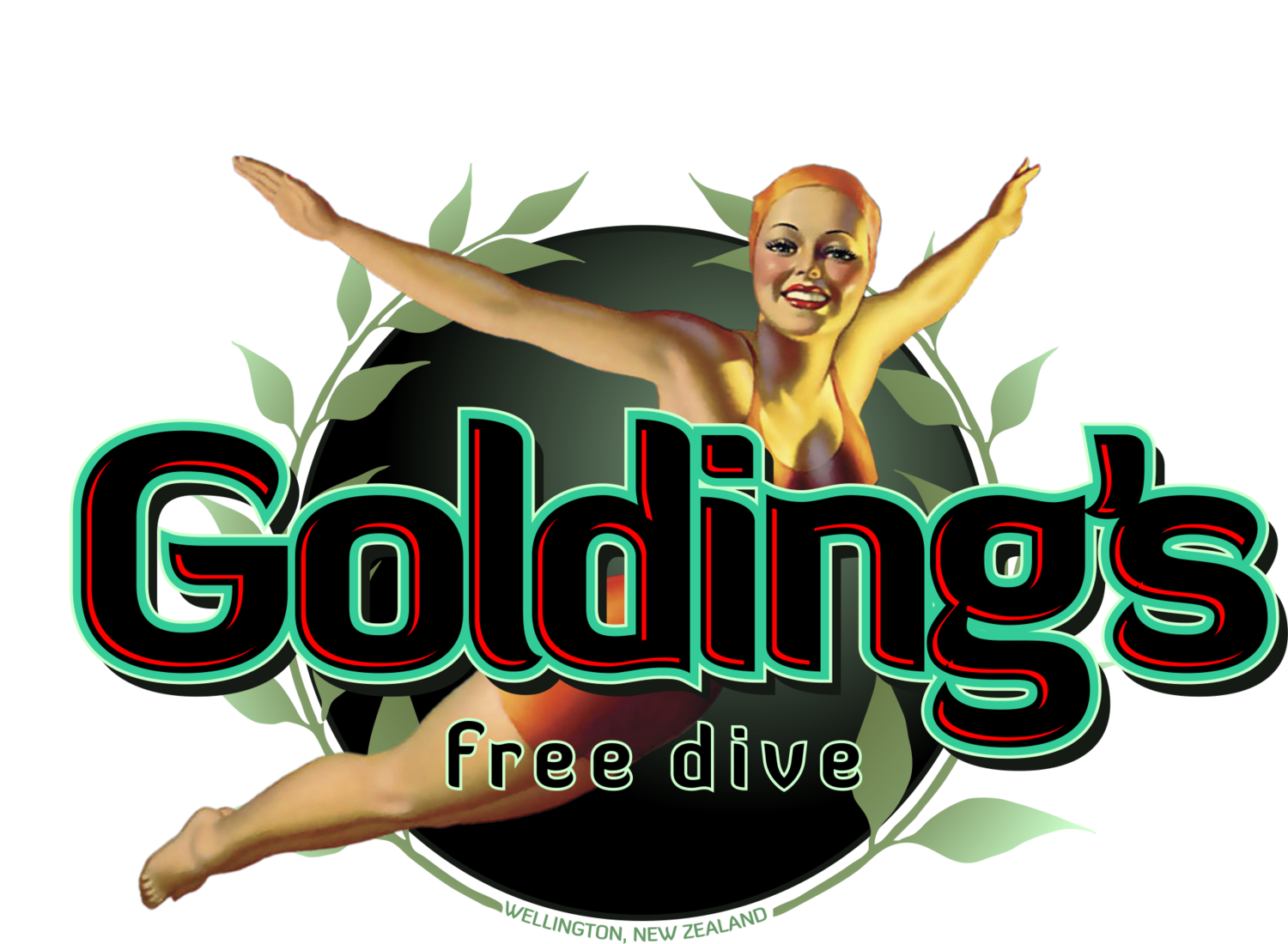 Golding's Free Dive