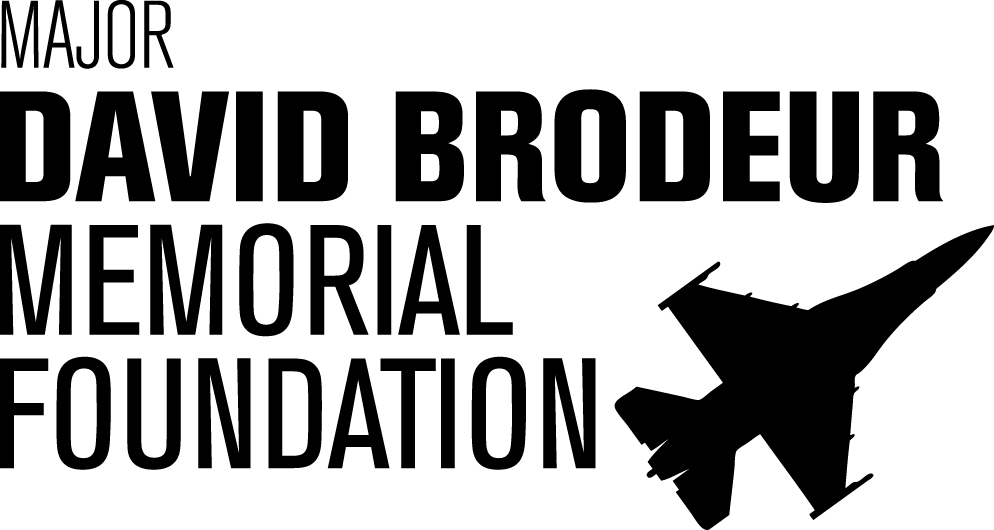 The Major David Brodeur Memorial Foundation