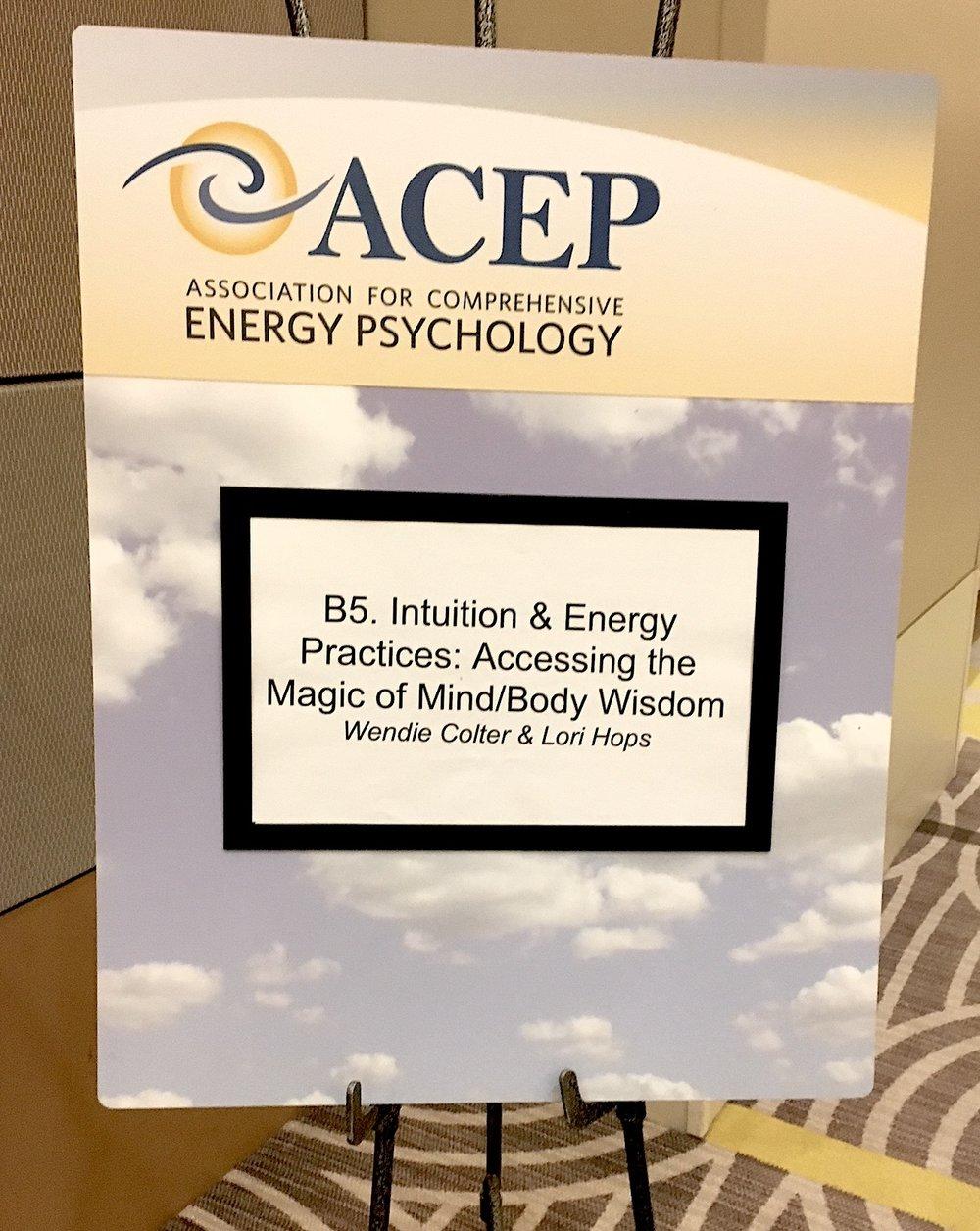 ACEP Conference 2018, Orlando, FL