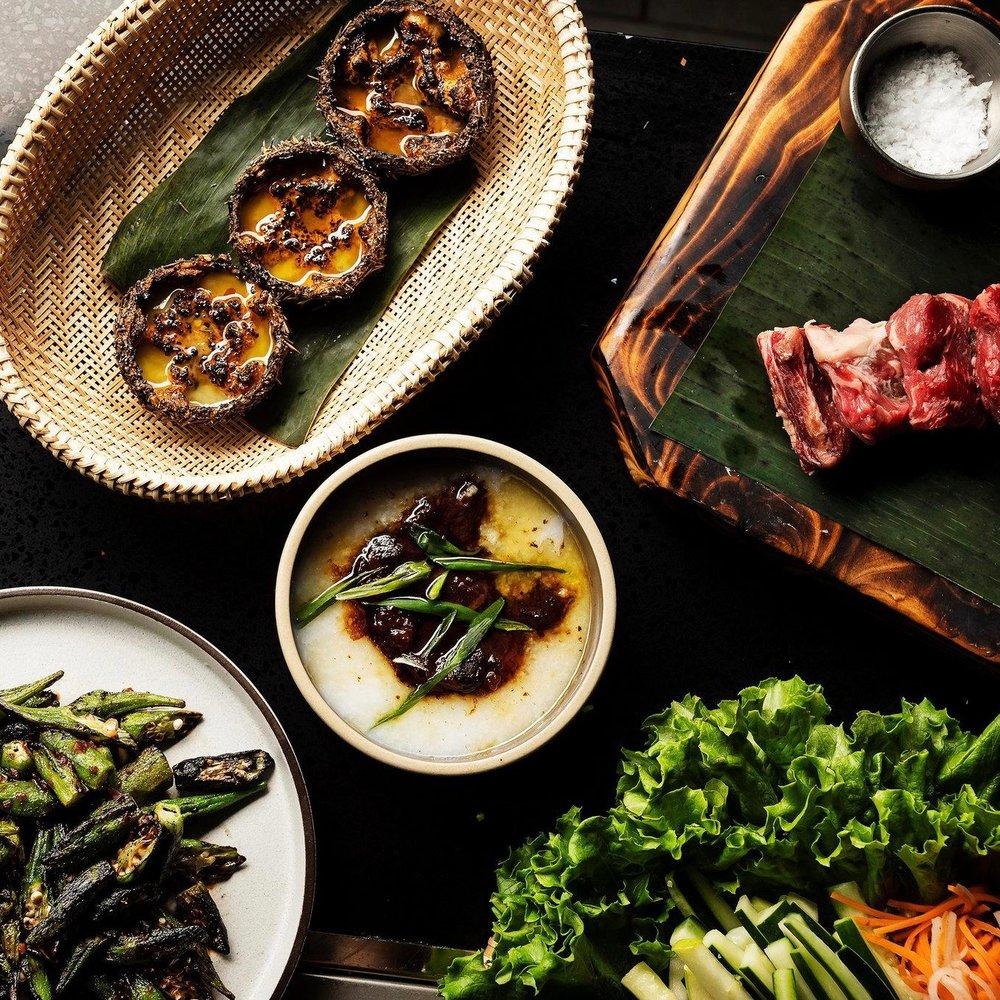 """NEW YORK TIMES - """"A Beef Feast From Vietnam Gets a New York Showcase"""" ★ – Pete Wells"""