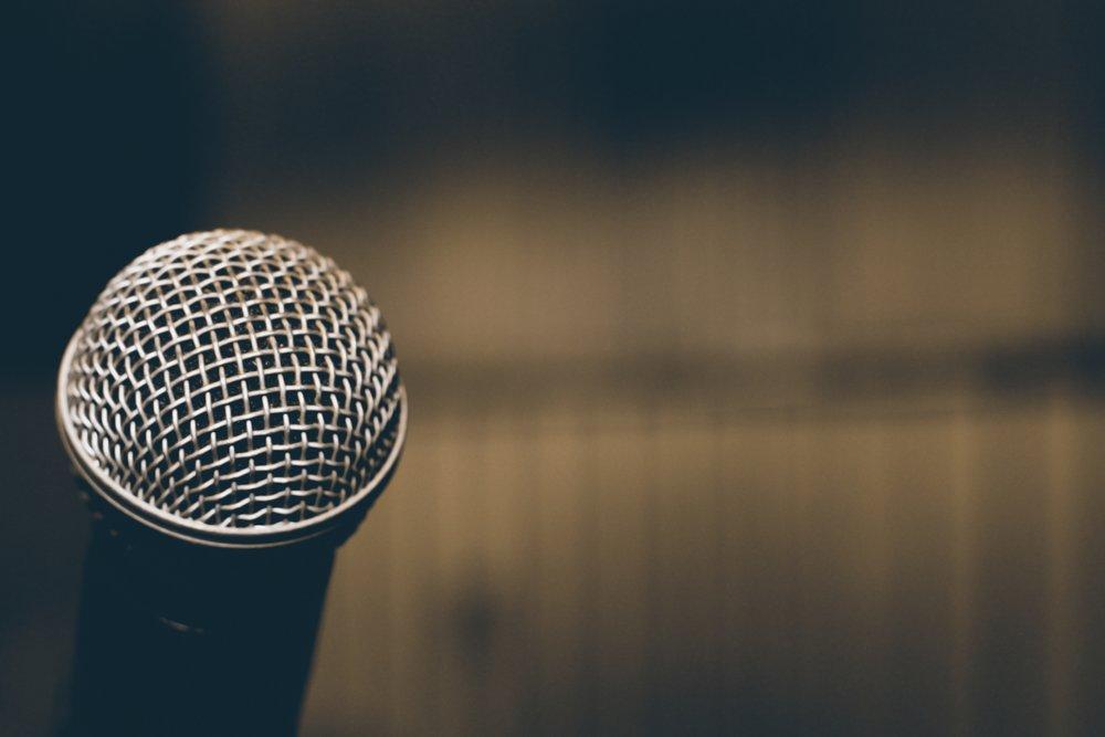 Schedule a Speaker -