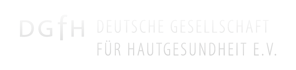 DGfH Logo –KOMPAKT - für dunkle Hintergründe