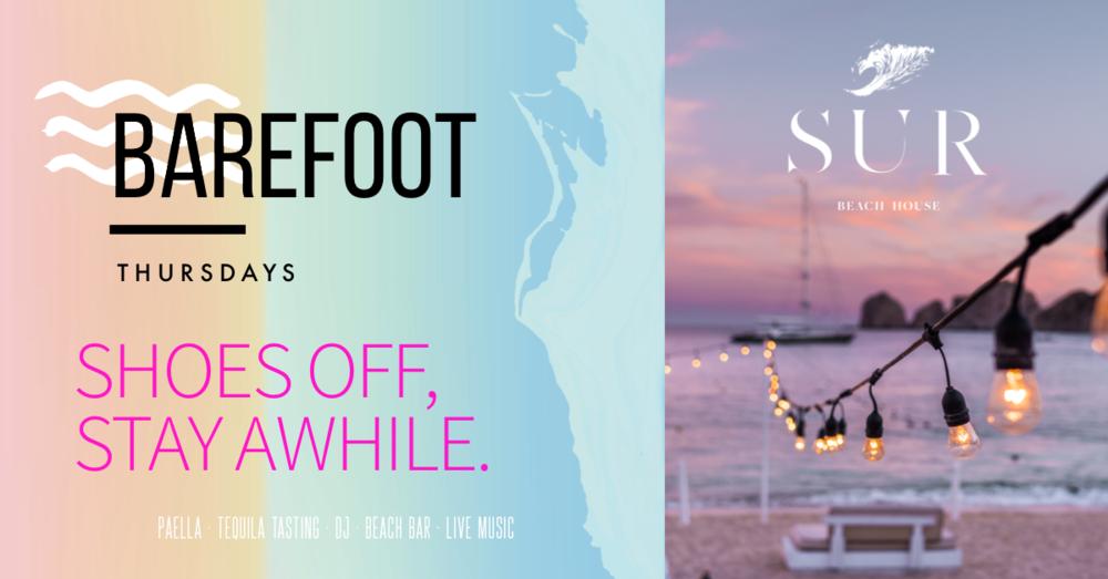 Barefoot Thursdays