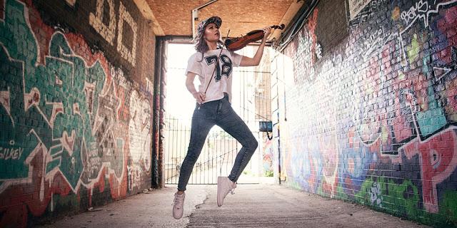 The Grime Violinist -