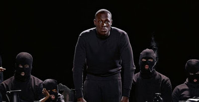 STORMZY - GANG SIGNS & PRAYER ALBUM REVIEW -