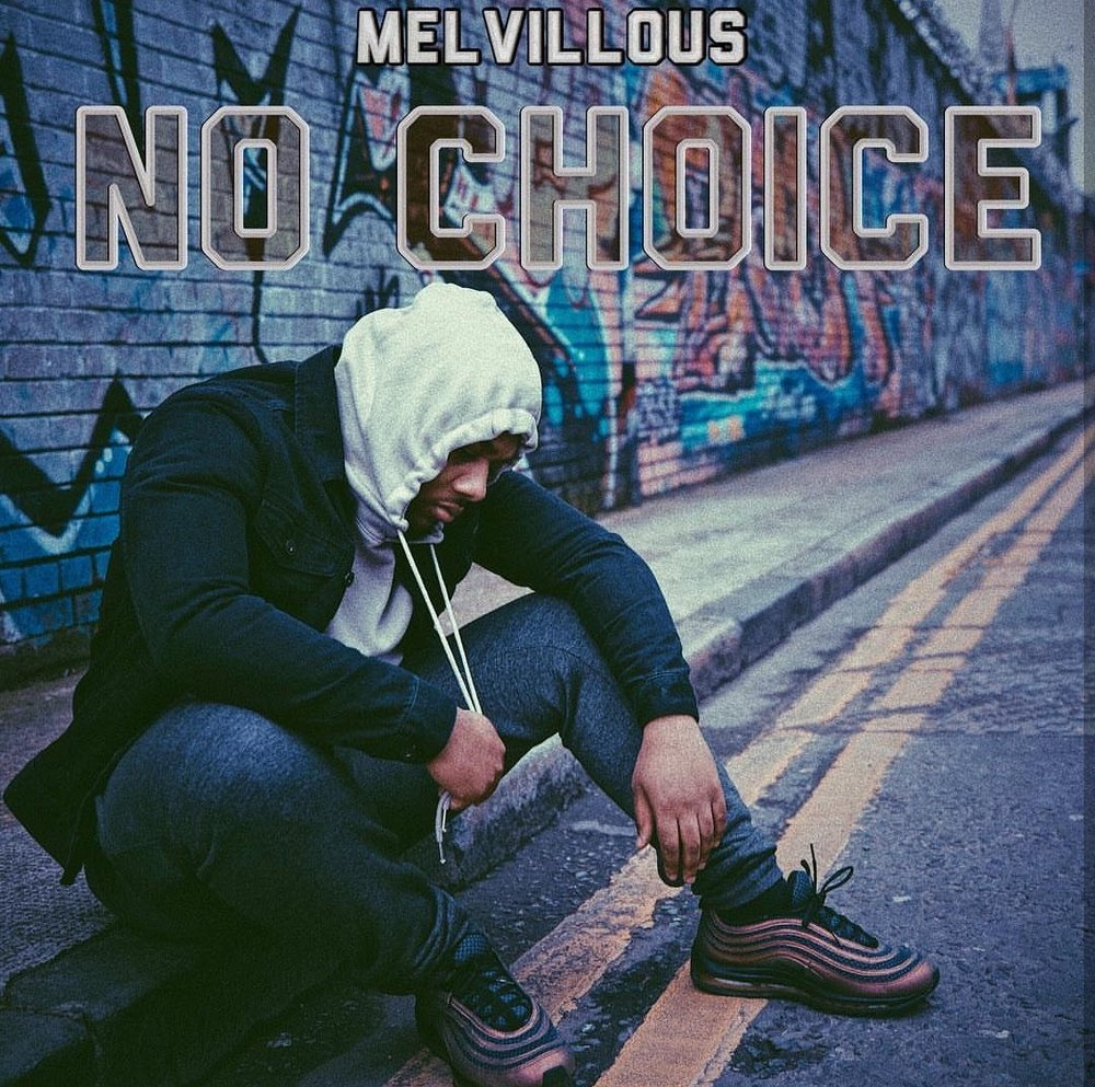 MELVILLOUS HAS NO CHOICE TO MAKE IT BIG WITH NEW PROJECT -
