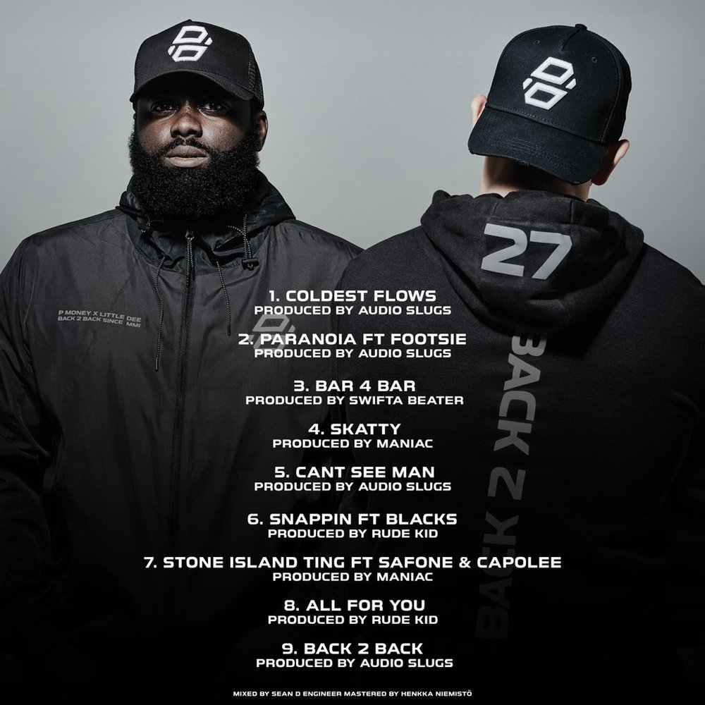 P MONEY & LITTLE DEE 'BACK 2 BACK EP' - IN REVIEW -