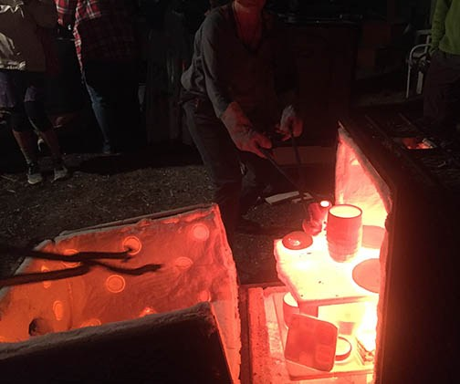 Summer Solstice Raku Party - Celebrate the 2018 Solstice with the Salty Dog!
