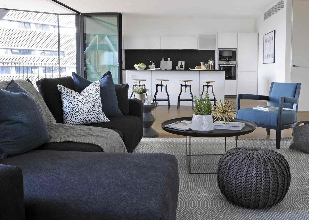 Southbank apartment -