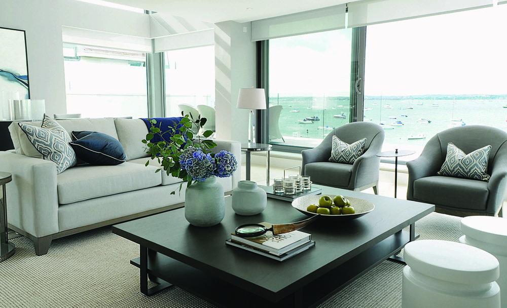 Sandbanks penthouse -