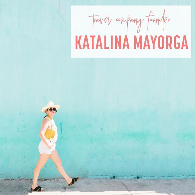 Ever wondered what it's like to start a travel company? Well now you can hear my conversation with the inspiring Latina herself, @theyoufinder, founder of @elcaminotravel! {link in profile} • • We jumped on skype to discuss her immersive and authentic experiential travel company, the pits and peaks of being an entrepreneur, why we need to stop thinking about Pablo Escobar when we hear Colombia and SO MUCH MORE • • Let me know what you think in the comments below 🙌🏻