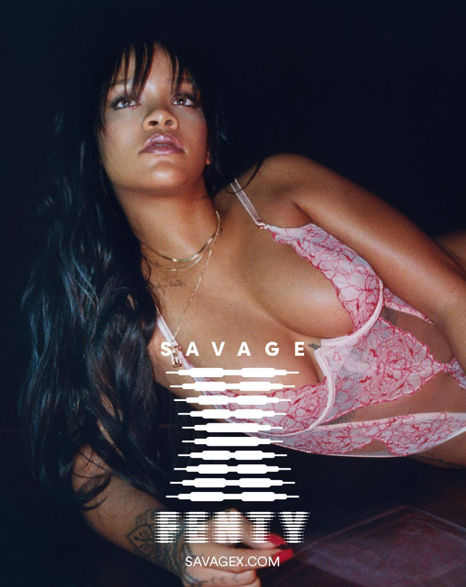 Rihanna for Savage X Fenty | Instagram
