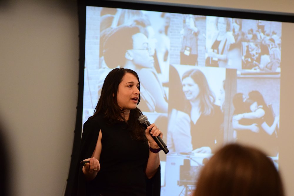 Alaina Percival  | CEO and Board Chair at Women Who Code