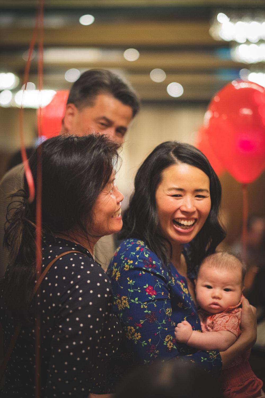 Family Celebration | RedEgg + Ginger Party