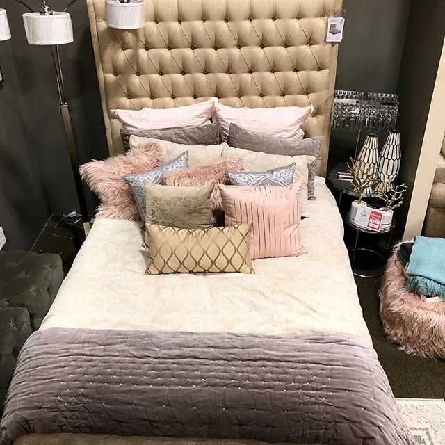 New bedroom design! Come check it out