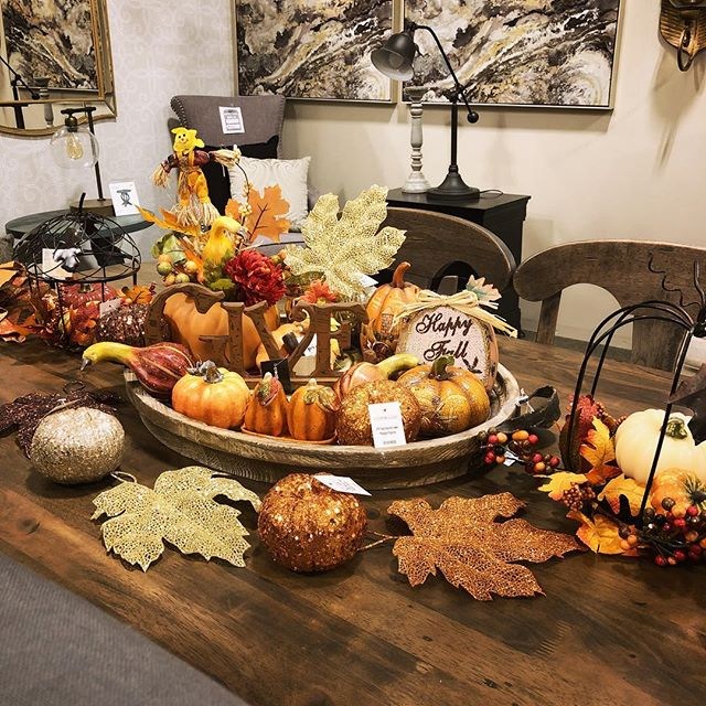 Fall has hit ACL, come in and enjoy with us- all fall and Halloween decor half off!