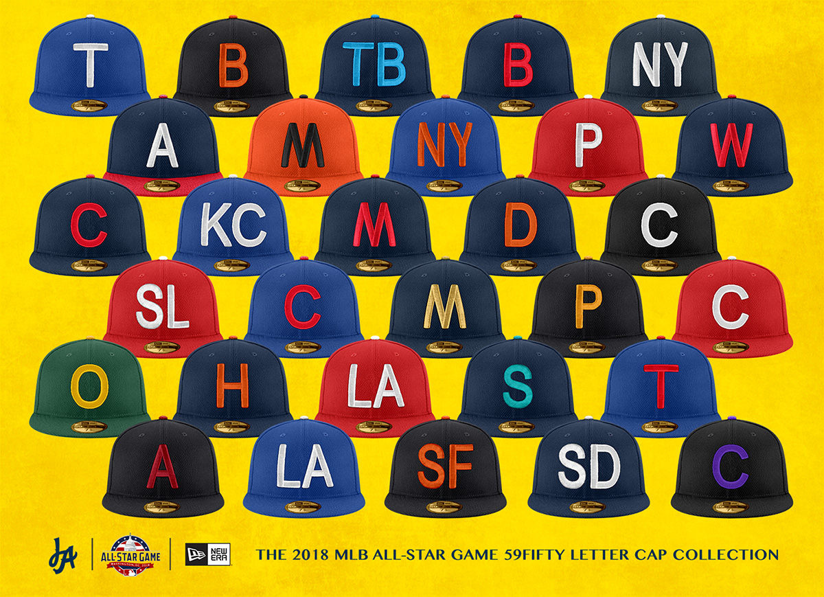 02fe810403e 2018 All-Star Game Hats Concept — UNISWAG
