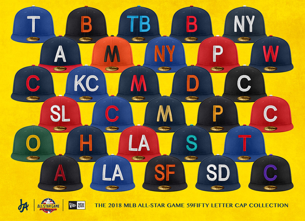 With the 2018 MLB All-Star game taking place in our Nations Capital  designer Jesse Alkire decided to take a page from the past as well as pay  homage to the ... beae59f240b