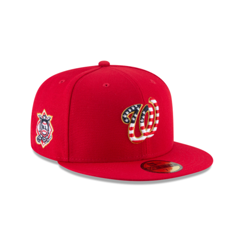 bbe1898534f MLB 4th of July Hats — UNISWAG