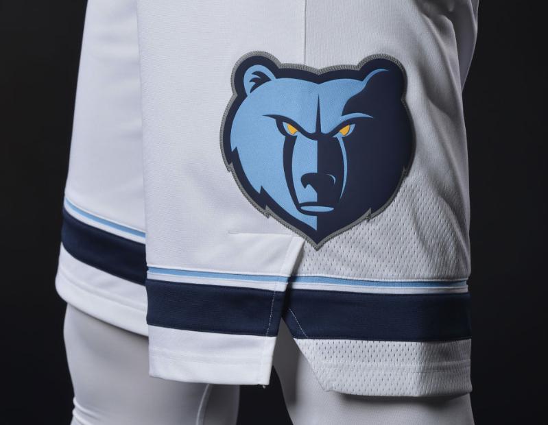 a6d563b0df5 New Uniforms for the Memphis Grizzlies — UNISWAG