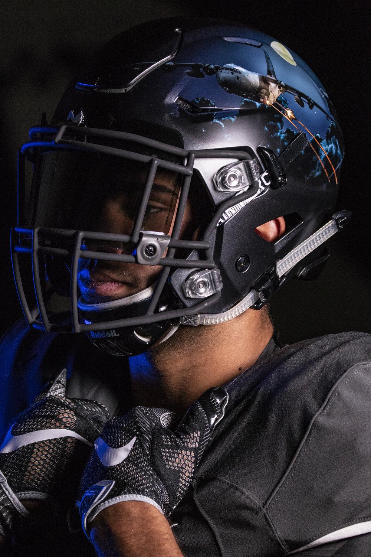 Air Force Football Helmets 2019 Www Bilderbeste Com