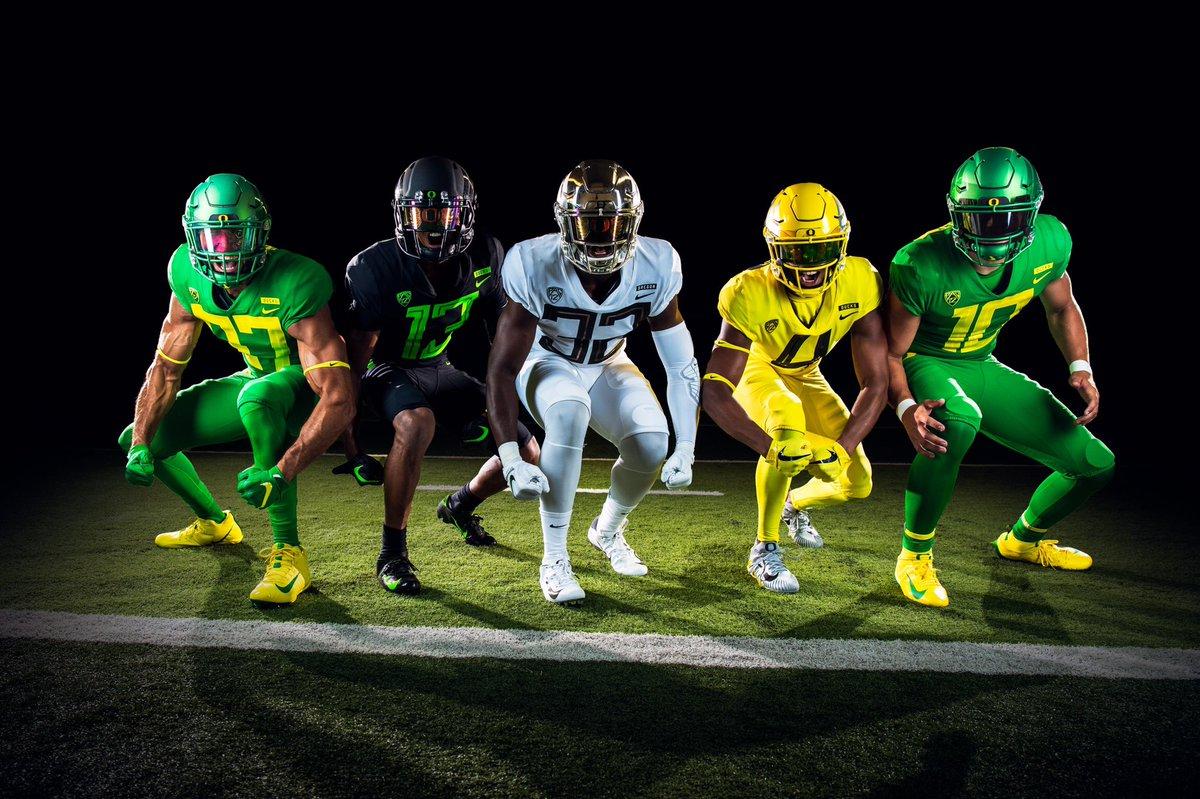 best sneakers a3184 a78c4 New Oregon Uniforms — UNISWAG