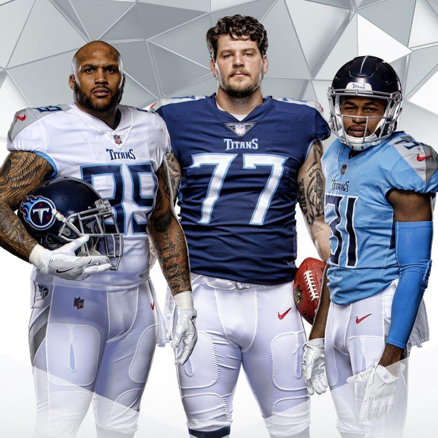New NFL Uniforms for 2018-19 Season — UNISWAG 3a4837a37