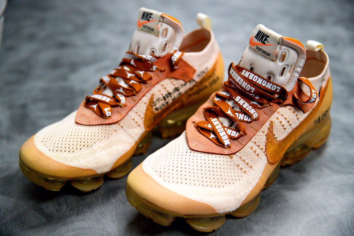 152caae218739 Texas Nike Off-White VaporMax — UNISWAG