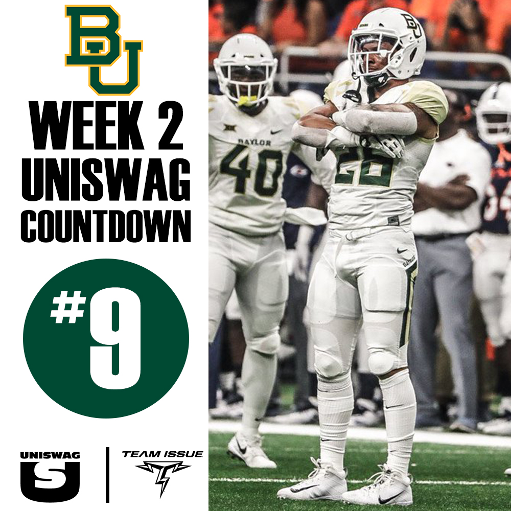 33bf7eec5e0 Week 2 Uniform of the Week Countdown — UNISWAG