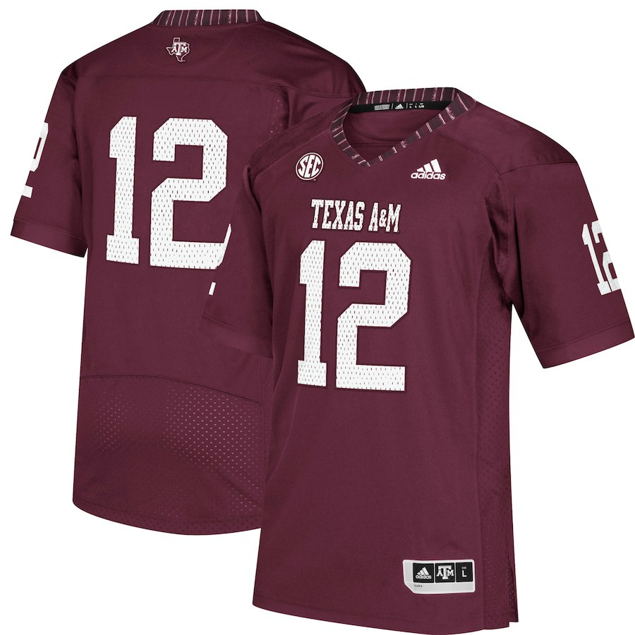 GRAB YOUR 1998 Texas A&M THROWBACK JERSEY HERE
