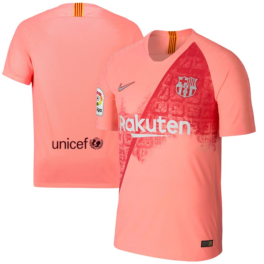 GRAB YOUR FC BARCELONA THIRD KIT HERE