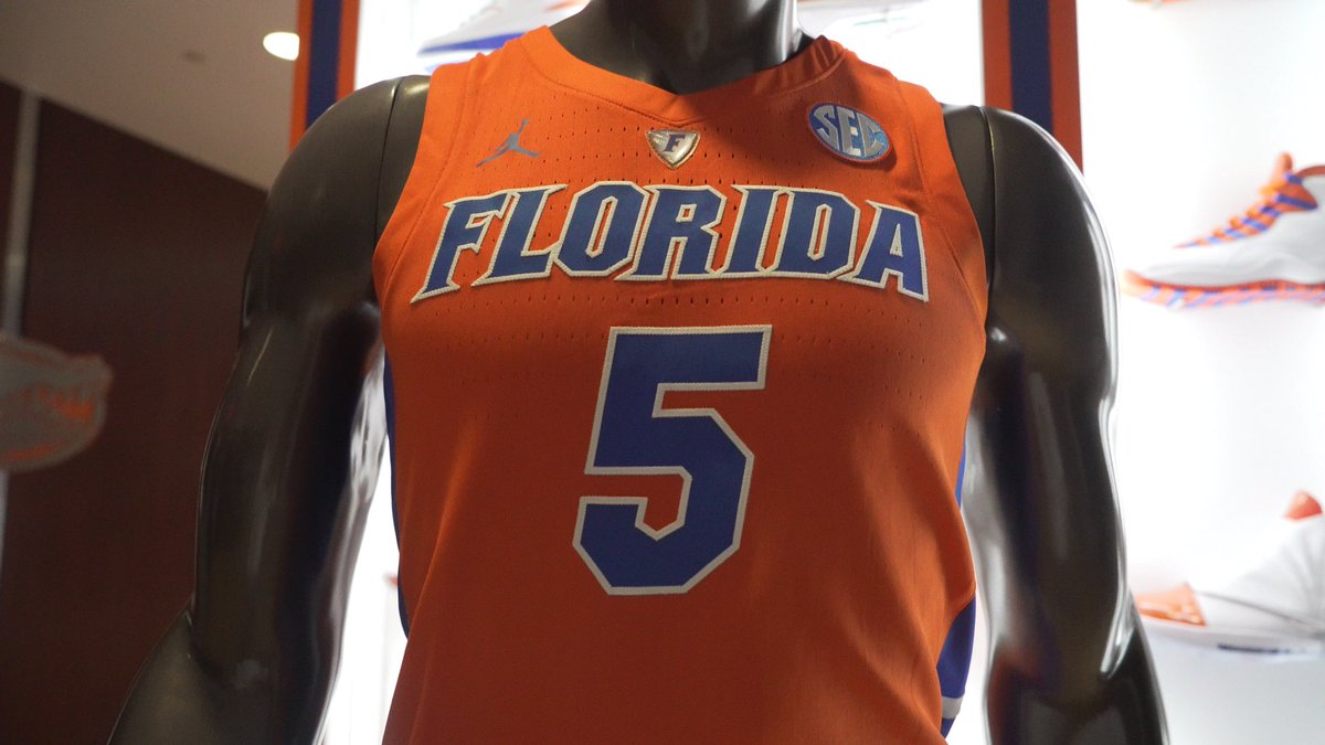 074de5b16c1 Florida Basketball's Jordan Uniform — UNISWAG
