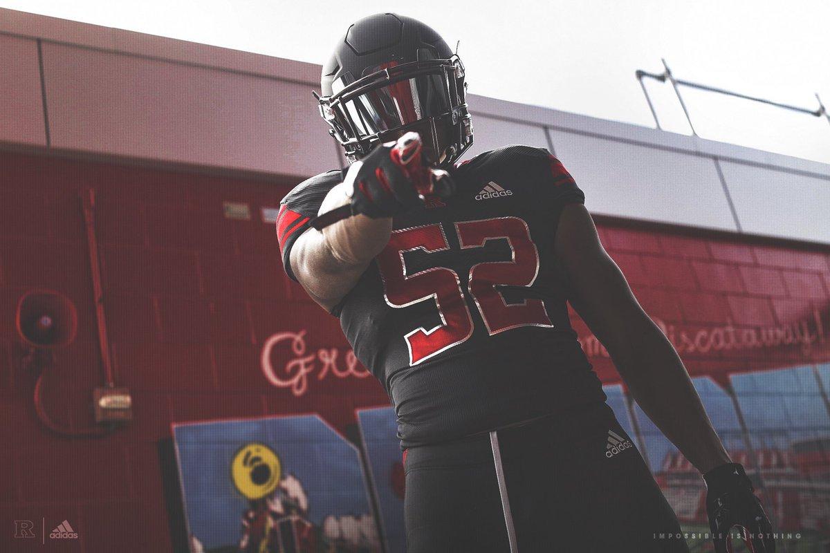 new style 9d8d2 0afd4 Rutgers Blackout Uniforms — UNISWAG