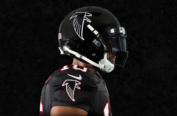 falcons throwback jersey