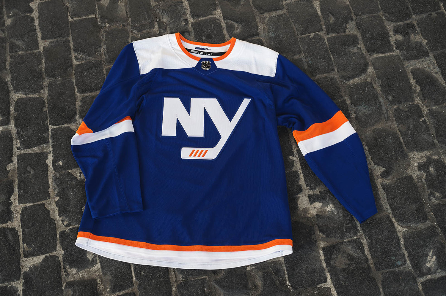 New York Islanders Third Jersey Uniswag