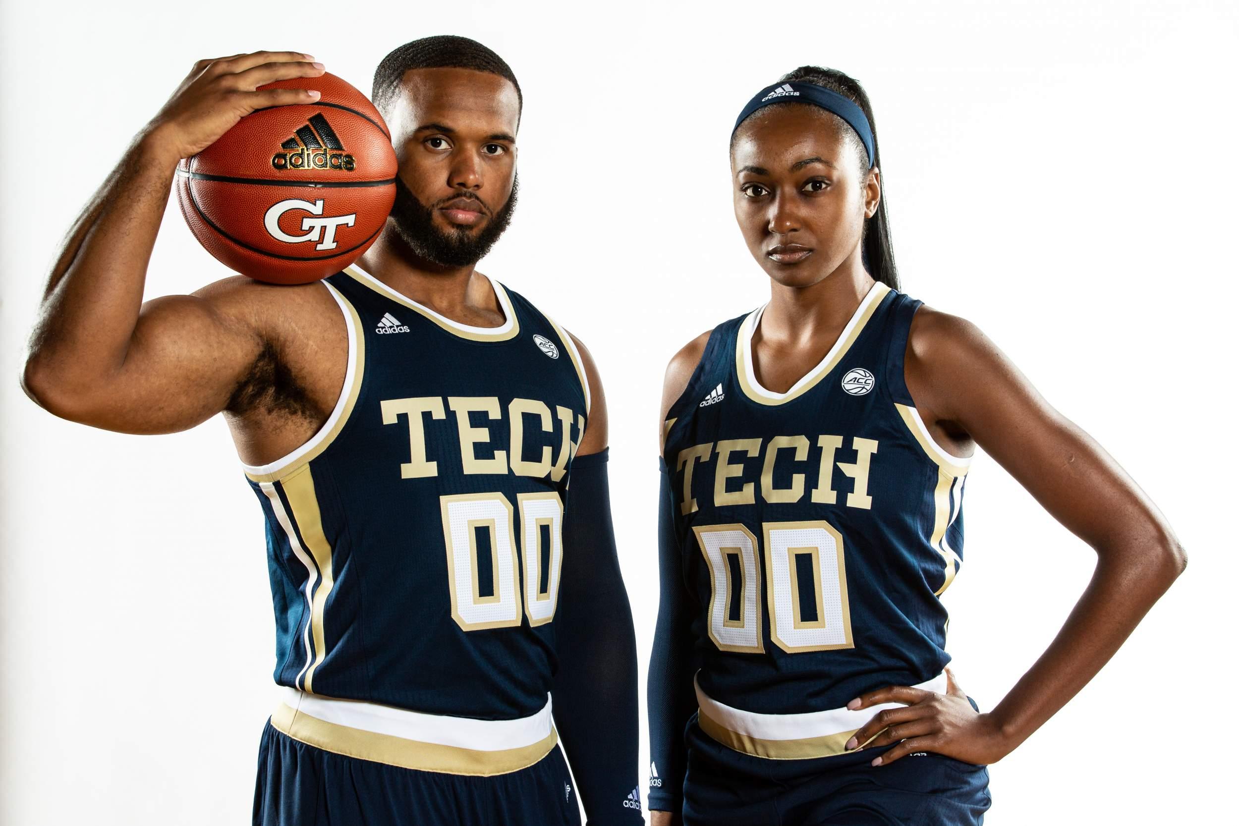 a80c47e9d New Georgia Tech Basketball Uniforms — UNISWAG