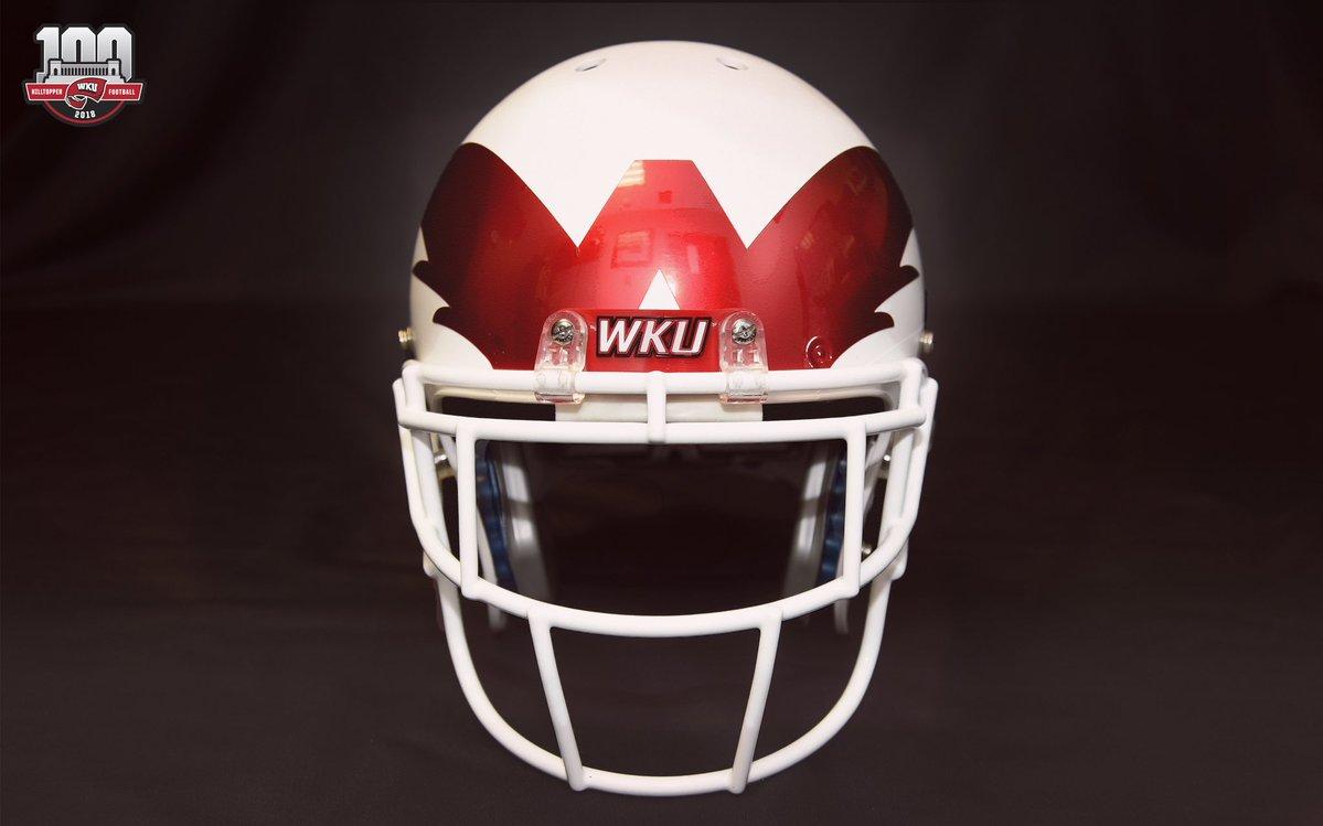35541637eeb Winged W Helmet for WKU — UNISWAG