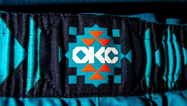 OKC Thunder  City Edition  Uniform — UNISWAG 3edc75639