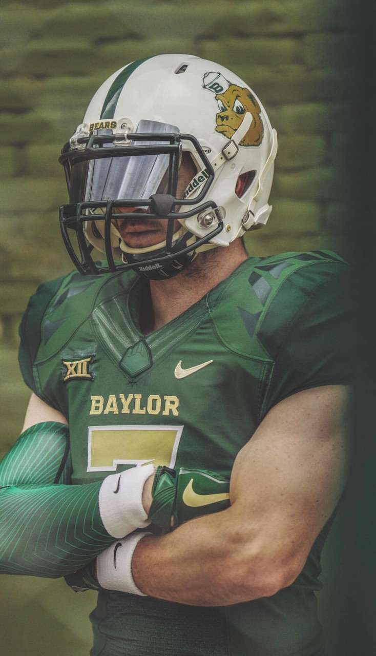 ca5a5bfd2b0 Baylor's Retro Look — UNISWAG