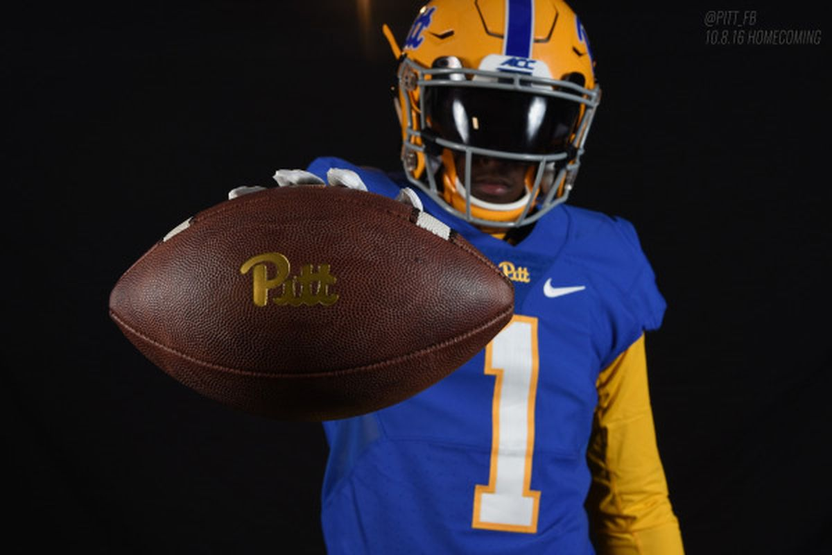 pitt throwback jerseys