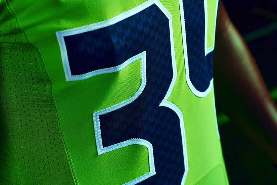 c9f2438cd1a Seahawks Action Green Uniform — UNISWAG