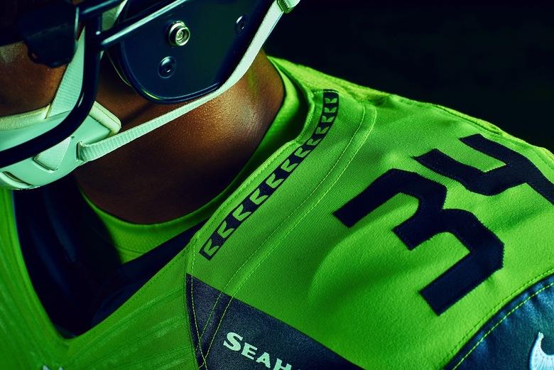 2c23f546c97 Seahawks Action Green Uniform — UNISWAG