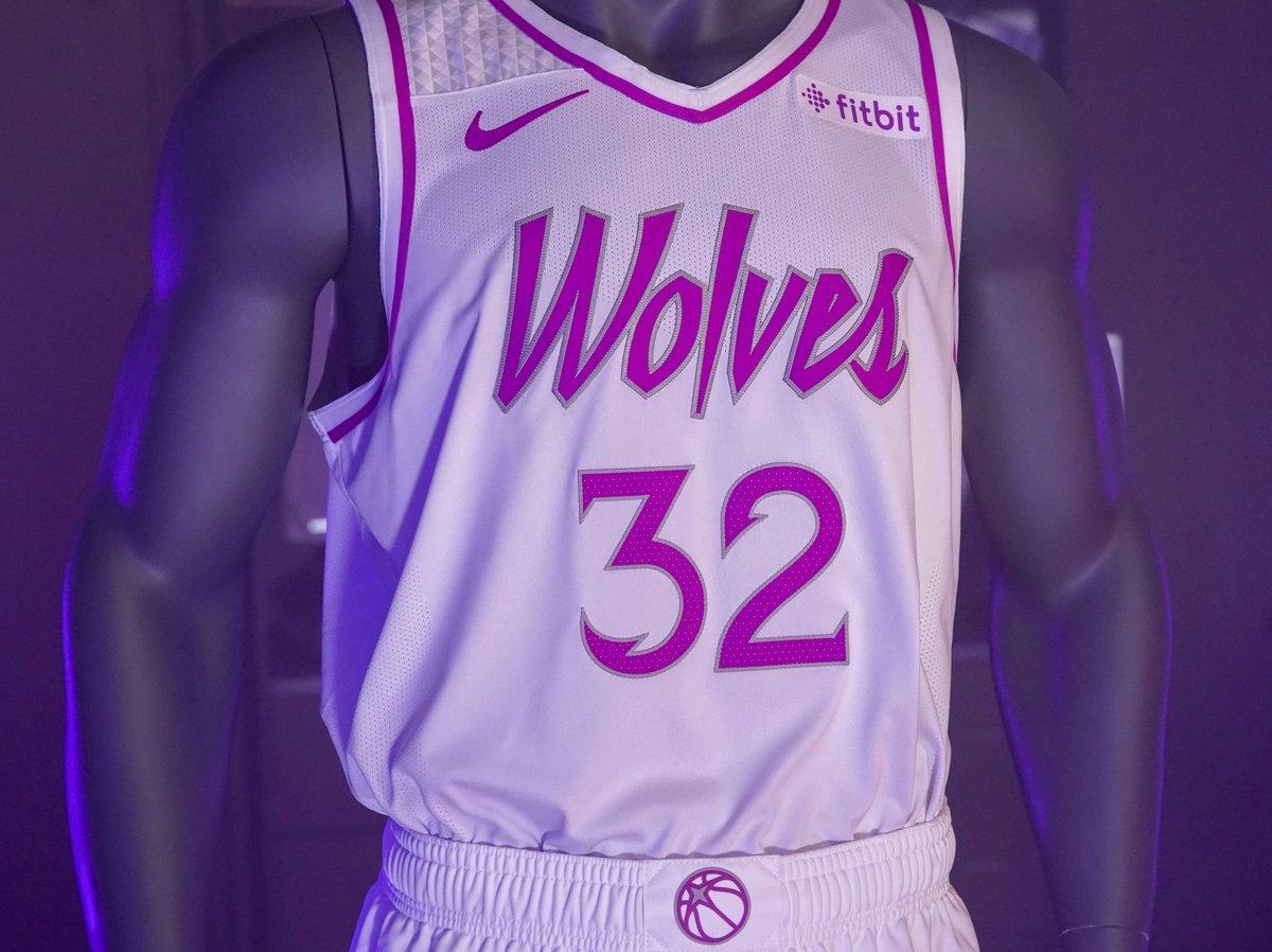 037cbfeca6e2f Timberwolves 'Earned Edition' Uniform — UNISWAG