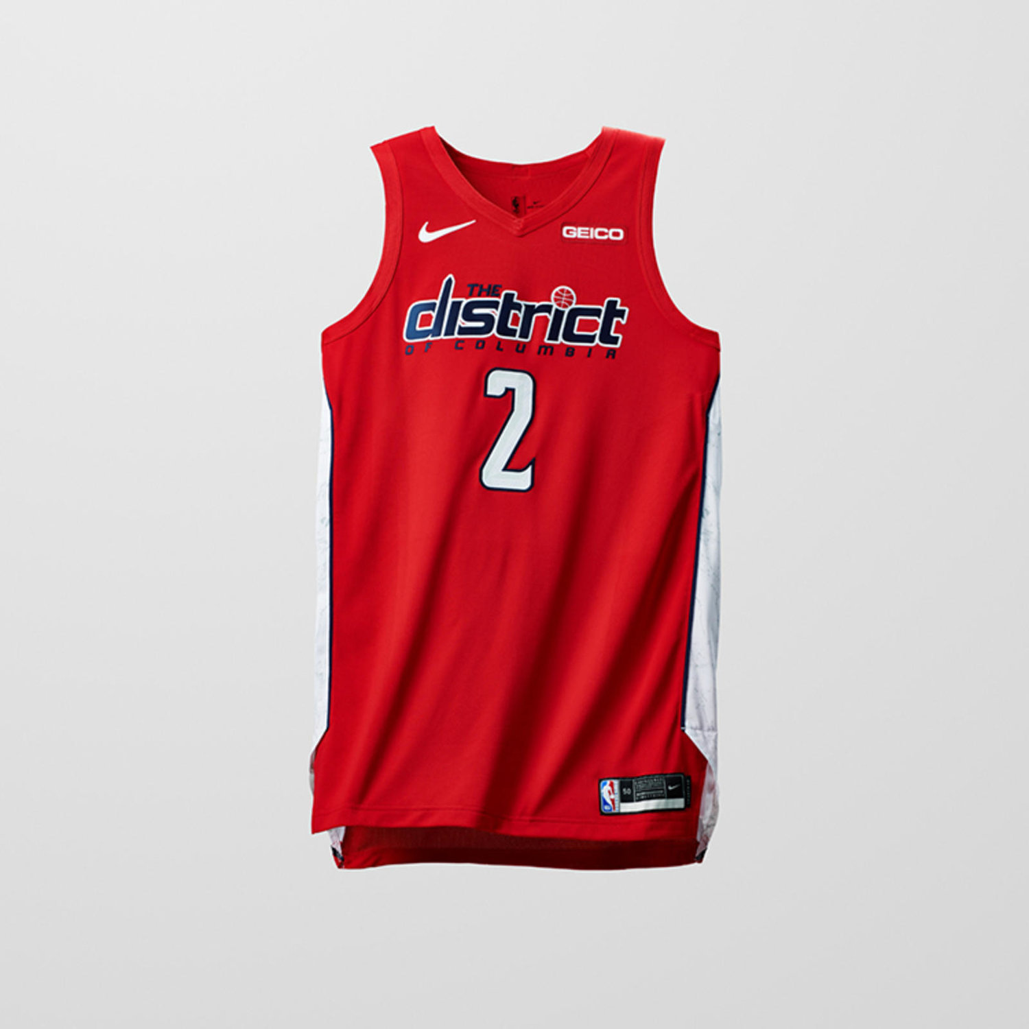 official photos d1f2a faf82 Washington Wizards 'Earned Edition' Unis — UNISWAG