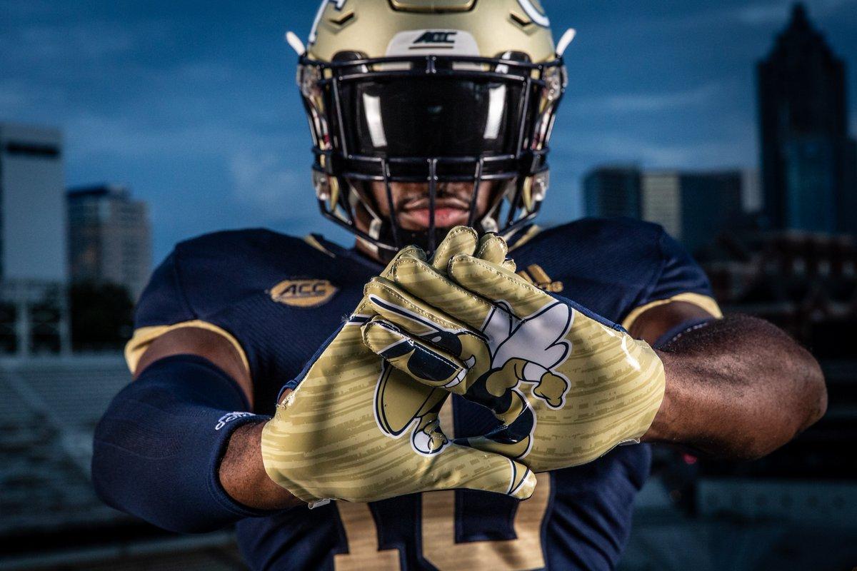 Georgia Tech Bowl Uniform — UNISWAG c78490036