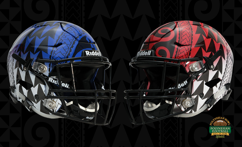 2019 Polynesian Bowl Helmets — UNISWAG e63961009