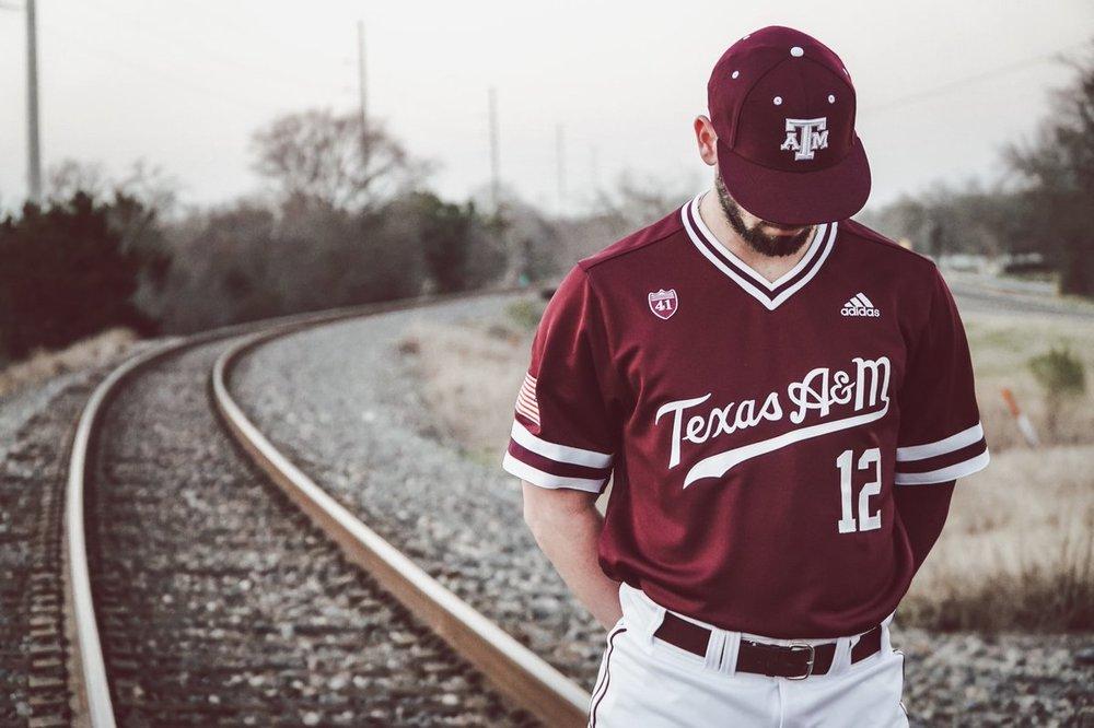 bd23910b8 Texas A M Baseball New Uniforms — UNISWAG