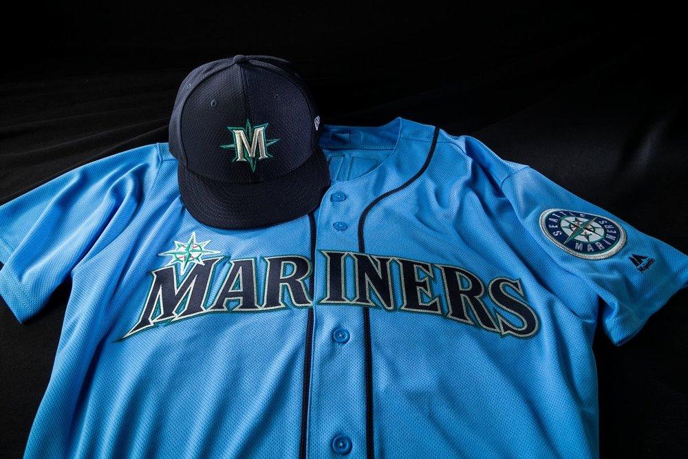 93666ef452c168 Mariners New Spring Training Uniform — UNISWAG