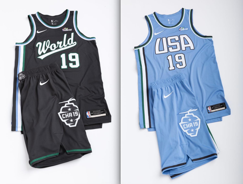 wholesale dealer 291b5 18a9b NBA Rising Stars Uniform — UNISWAG