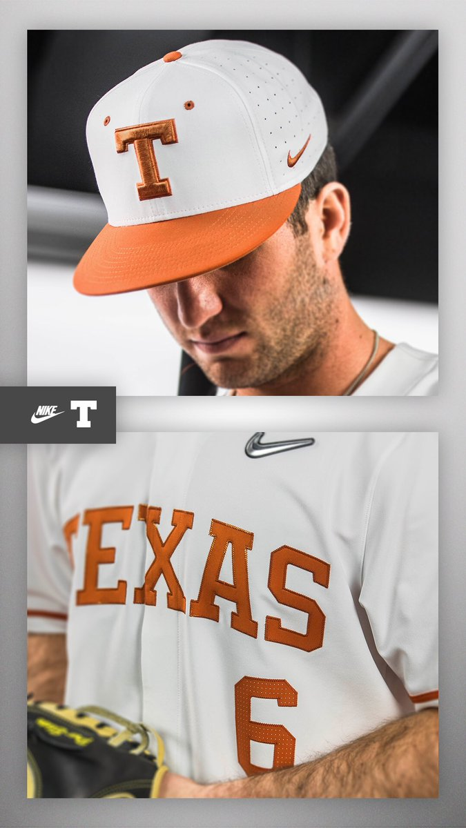 831b41ead84 Texas Baseball White Uniform